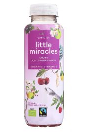 NapÓj Energetyzujący O Smaku Białej Herbaty Bio 330 Ml - Little Miracles