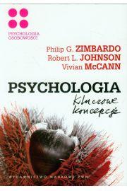 Psychologia Kluczowe koncepcje Tom 4