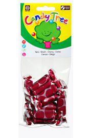 Cukierki O Smaku Wiśniowym Bezglutenowe Bio 75 G - Candy Tree