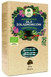 Herbatka Dla �o��dkowc�w Bio (20 X 2 G) - Dary Natury