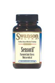 Swanson Sensoril Anti-Stress Nutraceutical 120 kaps.