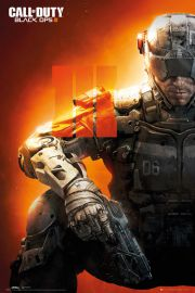 Call of Duty Black Ops 3 Żołnierz - plakat