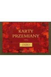 Karty przemiany wed�ug Osho + karty