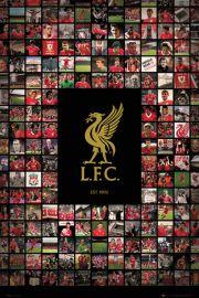 FC Liverpool Kompilacja - plakat