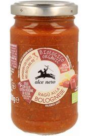 Sos Pomidorowy Z Wołowiną Bio 200 G - Alce Nero