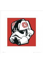 Gwiezdne Wojny Star Wars Hełm Szturmowca - reprodukcja