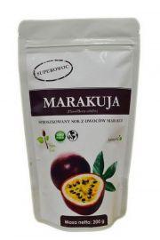 MARAKUJA – PASIFLORA (Passiflora edulis) sproszkowany sok z owoców - 200 g