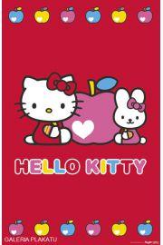 Hello Kitty i Jabłuszka - plakat
