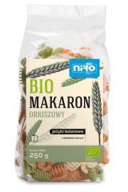 Makaron (Orkiszowy Kolorowy) Je�yki Bio 250 G - Niro