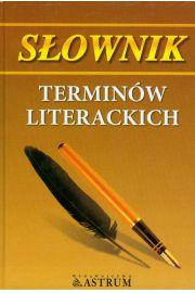 Słownik term.lit.//Astrum/