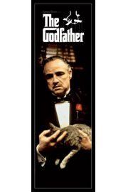Ojciec Chrzestny - Marlon Brando - plakat