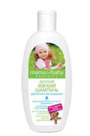 Mama&Baby Szampon dla Dzieci Ułatwiający Rozczesywanie ?ama&Baby