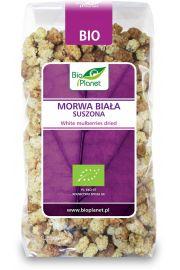 Morwa Bia�a Suszona Bio 250 G - Bio Planet