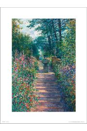 Charles Neal Taperley Park - art print