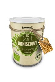 Błonnik Pokarmowy Orkiszowy Mikronizowany Bio 120 G - Pharmovit