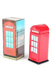 Skarbonka w kształcie brytyjskiej budki telefonicznej na listy