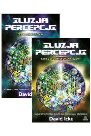 Zestaw 2 książek: Iluzja percepcji. Część I i II