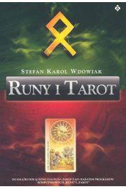 Runy i Tarot - Wdowiak Stefan Karol