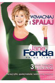 Jane Fonda. Wzmacniaj i spalaj. Płyta DVD