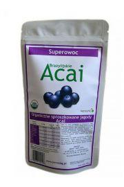 ACAI - suszone sproszkowane jagody 100g