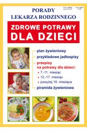 Zdrowe potrawy dla dzieci