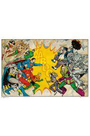 DC Comics Dobro kontra Z�o - plakat