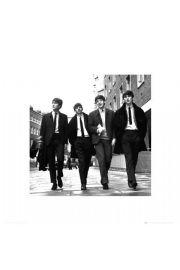 The Beatles w Londynie - reprodukcja