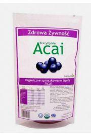 ACAI - suszone sproszkowane jagody 150g