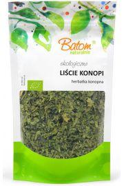 Herbatka Z Liści Konopi Bio 30 G - Batom