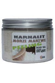 Peeling karnalitowy z Morza Martwego, 500g