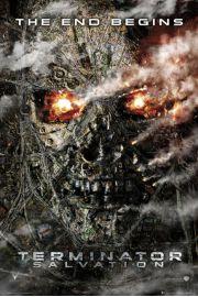 Terminator Ocalenie - Salvation - Koniec - plakat