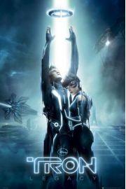 Tron Dziedzictwo - plakat