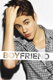 Justin Bieber Boyfriend - plakat