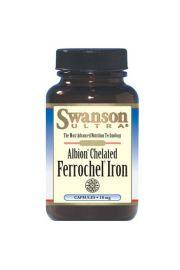 Swanson Albion Chelated Iron (Chela Ferr) 18mg 180 kaps.