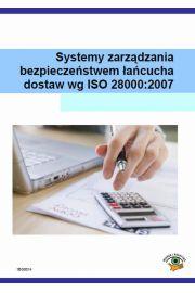 Systemy zarz�dzania bezpiecze�stwem �a�cucha dostaw wg ISO 28000:2007