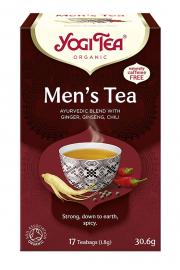 Herbata YOGI TEA Dla mężczyzny MEN`S TEA - ekspresowa