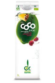 Żż Woda Kokosowa Z Ananasem I Acerolą Bio 1 L - Coco (Dr. Martins)