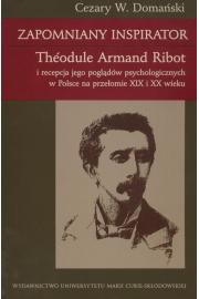 Zapomniany inspirator Theodule Armand Robot