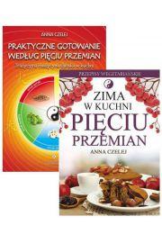 Zestaw Praktyczne gotowanie według Pięciu Przemian i Zima w kuchni Pięciu Przemian