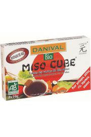 Miso Kostki Bio 8X10 G - Danival