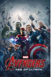 Avengers Czas Ultrona Bohaterowie - plakat
