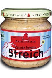 Pasta S�onecznikowa Z Rukol� I Pomidorami Bezglutenowa Bio 180 G - Zwergenwiese