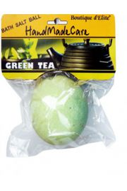 R�cznie robiona Musuj�ca kula do k�pieli Zielona herbata d'Elite OCTAGON GROUP