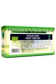 Herbatka Polecana Przy Grypie Bio (20 X 2 G) - Dary Natury