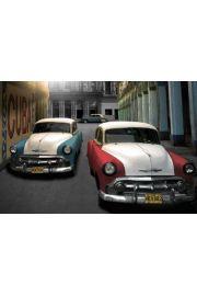 Kuba Hawana - Stare Auta - plakat