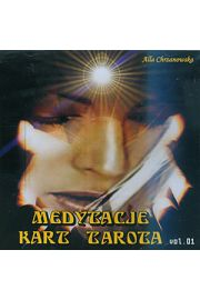 Medytacje kart Tarota vol. 01 - Alla Chrzanowska