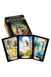 Złoty tarot (karty + książka)