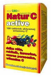 Natur C Active 100 tabl.
