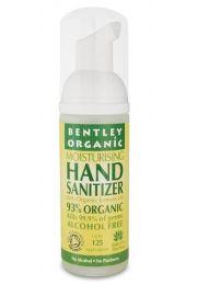 Antybakteryjna Pianka do Mycia Rąk Bentley Organic LIMONKOWA
