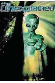 UFO - Niewytłumaczone Zjawiska - plakat
